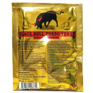 Спиртовые турбо дрожжи Black Bull Turbo Yeast